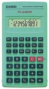 CASIO Calculatrice Scientifique FX Junior de la marque Casio image 0 produit