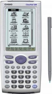 Casio ClassPad 330 Plus Calculatrice Graphique de la marque Casio image 0 produit
