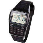 Casio - DBC-32-1AES - Montre sport Homme - Quartz Digitale - Calculatrice - Répertoire - Chrono - 5 Alarmes - Fuseaux Horaires - Convertisseur - Bracelet et boitier en résine noire de la marque Casio image 1 produit