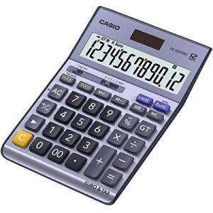 Casio DF-120TER Calculatrice financière 12 chiffres de la marque Casio image 0 produit