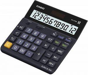 Casio DH-12TER Calculatrice de Bureau de la marque Casio image 0 produit