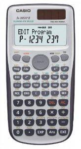 Casio FX 3650 P II Calculatrice Programmable de la marque Casio image 0 produit