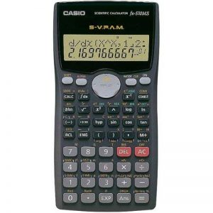 Casio FX 570MS Calculatrice de la marque Sconosciuto image 0 produit