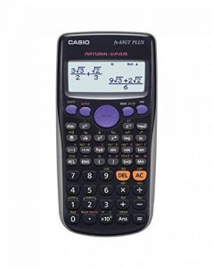 Casio FX-83GTPLUS Calculatrice scientifique (Import Royaume Uni) de la marque Casio image 0 produit