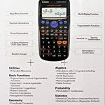 Casio FX-83GTPLUS Calculatrice scientifique (Import Royaume Uni) de la marque Casio image 3 produit