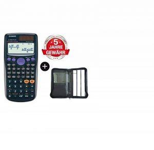 Casio FX-85DE Plus avec étui de protection + Extension de de la marque FX-85 DE Plus image 0 produit