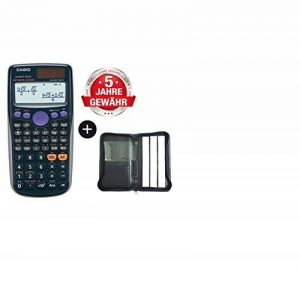 Casio FX 85GT Plus avec étui de protection + Extension de de la marque FX-85 GT Plus image 0 produit