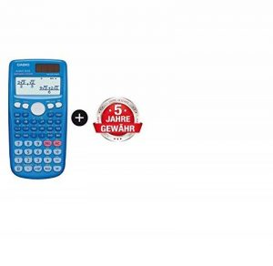 Casio FX 85GT Plus Bleu + Extension de de la marque FX-85 GT Plus Blau image 0 produit