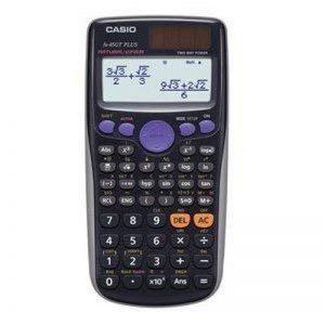 Casio FX-85 GT Plus Calculatrice scientifique avec notice en anglais et allemand Noir de la marque Casio/Taschenrechner.de image 0 produit