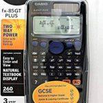Casio FX-85GTPLUS Calculatrice graphique (Import Royaume Uni) de la marque Casio image 3 produit