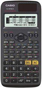 Casio FX-87DE X Calculatrice de la marque Casio image 0 produit