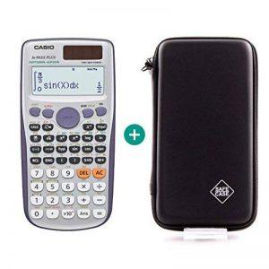 Casio FX 991 ES Plus Calculatrice avec étui de protection de la marque Calcuso.de/Casio image 0 produit