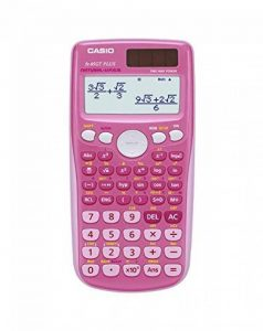 Casio FX85GT Calculatrice scientifique Rose (Import Royaume Uni) de la marque Casio image 0 produit