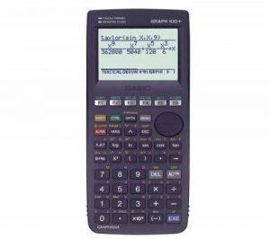 Casio Graph 100+ Calculatrice Graphique 21 chiffres USB de la marque Casio image 0 produit