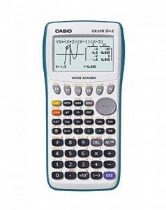 Casio Graph 35+ E Calculatrice graphique USB avec mode examen de la marque Casio image 0 produit