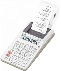 Casio HR8RCE Calculatrice Imprimante Semi Professionnelle Blanc de la marque Casio image 0 produit