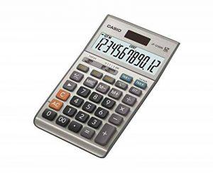 Casio JF-120BM Calculatrice financière de poche/bureau Gris de la marque Casio image 0 produit