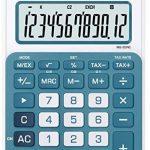 Casio MS-20NC-BU Calculatrice de Poche Bleu de la marque Casio image 1 produit