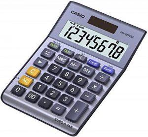 Casio MS88TERII Calculatrice de poche 8 chiffres de la marque Casio image 0 produit
