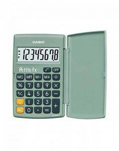 Casio Petite FX Verte Calculatrice scolaire Vert de la marque Casio image 0 produit