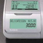 Casio s400mb 1b-sr FIS gdpdu enfichables Caisse enregistreuse Inclusive Pile et logiciel licence, SD Card pack complet et Hot Line gratuite, argent/noir de la marque Casio image 3 produit