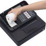 Casio SE-G1 - caisses enregistreuses (A jet d'encre thermique, LCD, LCD, Secteur) de la marque Casio image 2 produit