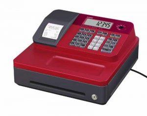 Casio SE-G1SB-RD Caisse enregistreuse de la marque Casio image 0 produit