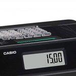 Casio SE-S100SB-GD-FIS Caisse enregistreuse enfichable GDPdU Avec licence pour logiciel d'utilisation, pile et carte SD, doré/noir de la marque Casio image 2 produit