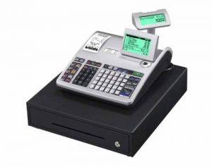 Casio SE-S3000 7000PLU LCD caisse enregistreuse - Caisses enregistreuses (LCD, 10 lignes, LCD, 400 mm, 450 mm, 220 mm) de la marque Casio image 0 produit