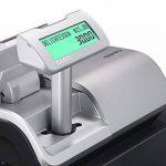 Casio SE-S400SB-SR-FIS Caisses enregistreuses enfichables GDPDU Avec licence pour logiciel d'utilisation, pile et carte SD, argenté/noir de la marque Casio image 4 produit