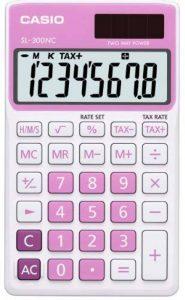 Casio SL 300 NC Calculatrice de Poche de la marque Casio image 0 produit