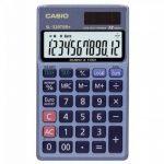 Casio SL320TER Calculatrice de poche 12 chiffres conversion euro de la marque Casio image 1 produit