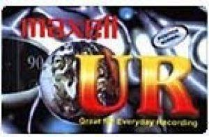 Cassette Audio Maxell UR90, pack de 10 de la marque Maxell image 0 produit