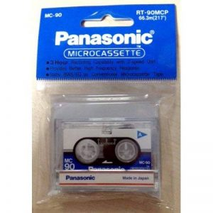 cassette dictaphone TOP 2 image 0 produit