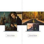 Câble USB C vers HDMI type C vers câble HDMI mâle vers mâle 4K 60Hz pour Apple Nouveau MacBook Pro MacBook 2016Samsung Galaxy S8S8+ Dell XPS15Acer Spin 7au moniteur HDTV Vidéoprojecteur de la marque YOJOCK image 3 produit