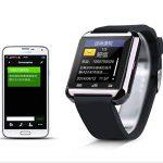 Ceanfly Montre Intelligente de Poignet de Podomètre de Téléphone Portable de Montre Bracelet Futée d'USB Bluetooth de la marque Ceanfly image 1 produit