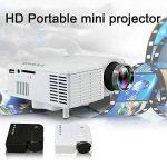 Cewaal Mini projecteur, (UE) UC28B Portable Home Cinéma Multimédia LED Projecteur Support USB TF Carte de la marque Cewaal image 1 produit