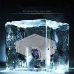 Cewaal Mini projecteur, (UE) UC28B Portable Home Cinéma Multimédia LED Projecteur Support USB TF Carte de la marque Cewaal image 2 produit