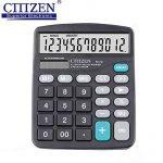 chou-rave calculatrice de bureau grosses touches à 12chiffres calculatrice de bureau solaire pour l'école Home Office de la marque Rabi image 1 produit