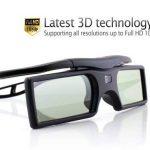 """Cinemax - Lunettes 3D DLP-Link """"Gravity"""" - 2 Paires - Compatible uniquement avec les videoprojecteurs 3D - Technologie """"Triple Flash 144Hz"""" réduisant la fatigue visuelle de la marque Cinemax image 2 produit"""