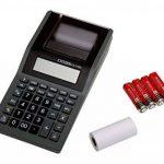 Citizen CX-77BN Calculatrice imprimante Noir de la marque Citizen image 1 produit