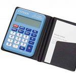 Citizen LC 110NBLCFS Calculatrice de poche Bleu Clair de la marque Citizen image 2 produit