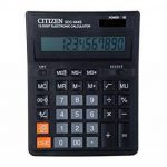 Citizen SDC 444S Calculatrice de table Noir de la marque Citizen image 4 produit