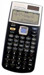 Citizen SR270XCFS Calculatrice de la marque Citizen image 0 produit