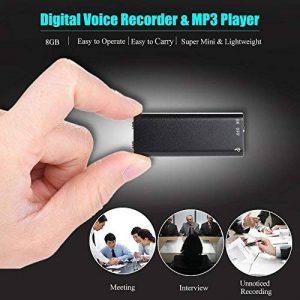 clé usb dictaphone mp3 TOP 8 image 0 produit