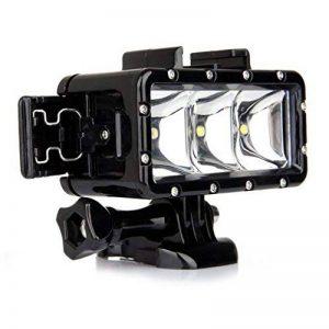 Éclairage Appareil Photo Vidéo Plongée Sous-marine Lumière étanche Caméra Kit Pour Gopro3 + 4 de la marque MagiDeal image 0 produit