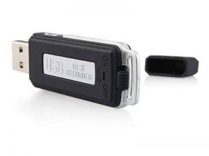Cle USB 4GB Micro ESPION 48 Heures d'enregistrement de la marque Flylink image 0 produit