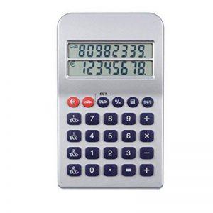 Clip Sonic Technology DT46GDA Calculatrice de Bureau double Affichage Argent de la marque Clip Sonic image 0 produit