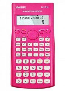Compact Design Calculatrice scientifique avec couvercle [Rose] de la marque Alien Storehouse image 0 produit