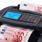 COMPTEUR DE BILLETS BANQUE COMPTEUSE ET DETECTEUR EURO Securina24® SR3750 LCD (noir - LCD) de la marque Securina24 image 1 produit